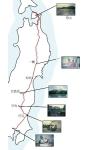 旅に出よう(国内・自転車旅行)「東北から関東へ」